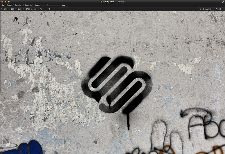 Tutorial: Graffiti Stencil Effect in Pixelmator
