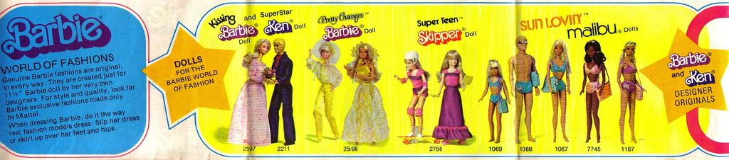 https://flic.kr/p/6Rv6m6 | Barbie WOF 1978