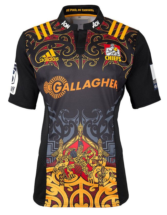 Chiefs Adidas Super Rugby 2016 17 Home Shirt Rugby Jersey Design Rugby Jersey Super Rugby