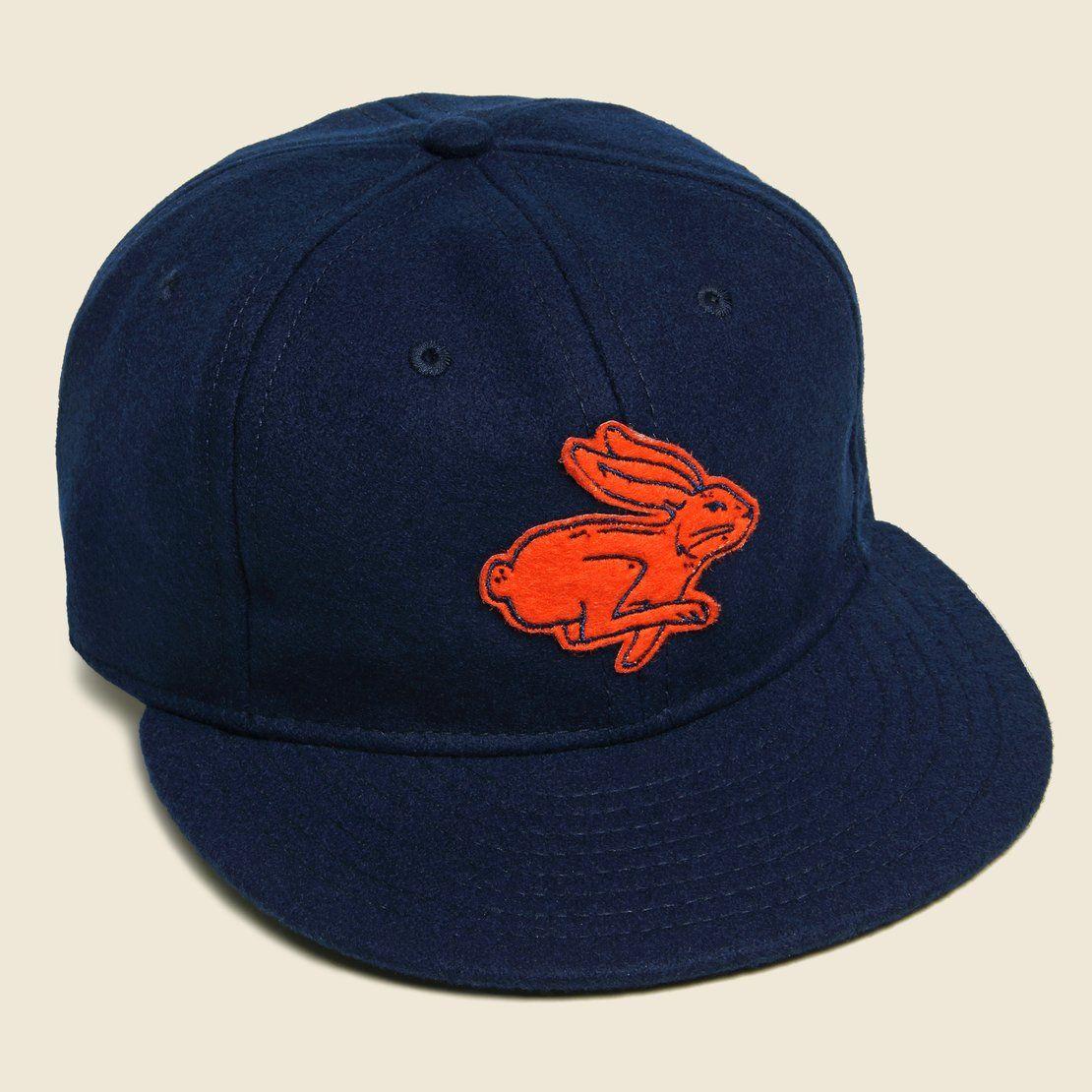 5350fbc487b Ebbets Field Flannels Texas Playboys Hat - Navy