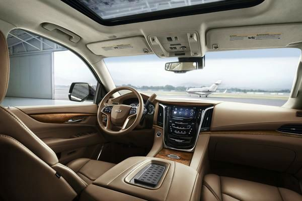 2017 Cadillac Escalade Is The Featured Model Interior Image Added In Car Pictures Category By Author On Jun 28 2016