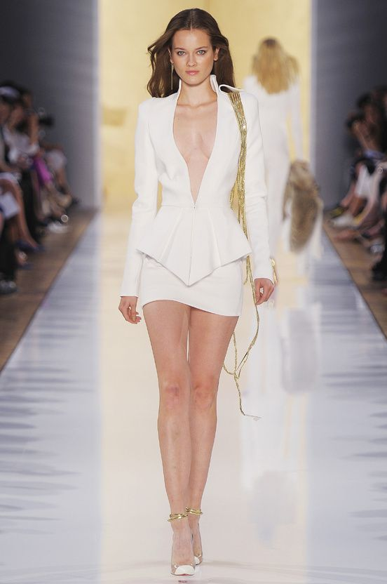 Alexandre Vauthier - Paris Couture Outono-Inverno 2012/13.