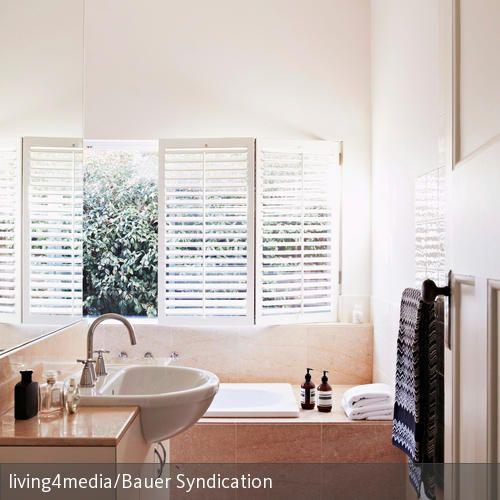 Fliesen im Sandstein-Look | Wohn(t)raum | Badezimmer, Fliesen und ...