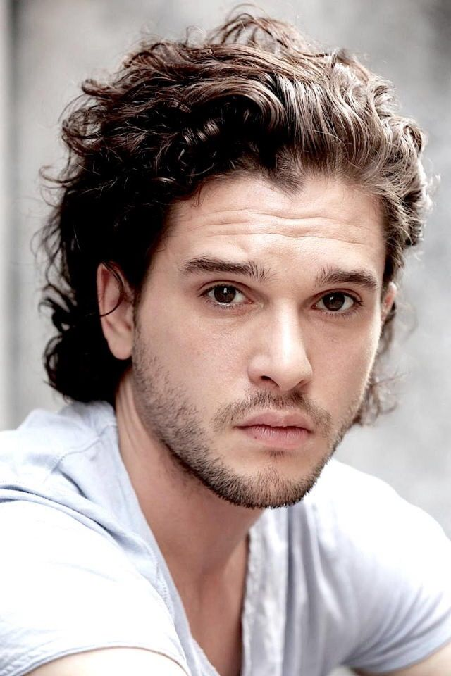 Kit Harington, The Wrap