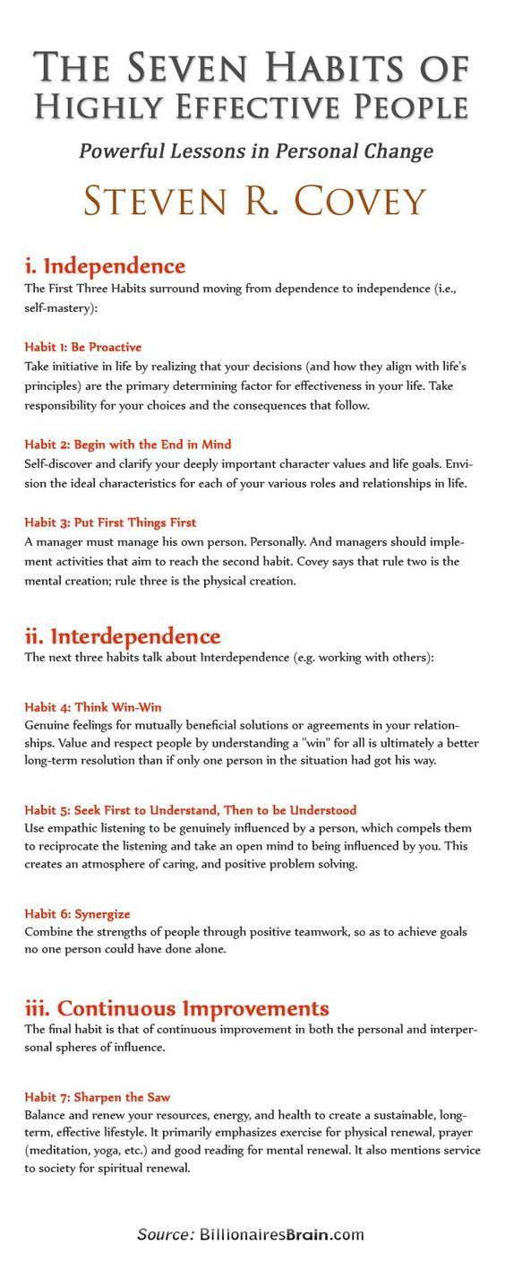 7 habits of highly effective people, productivity tips, success, workplace
