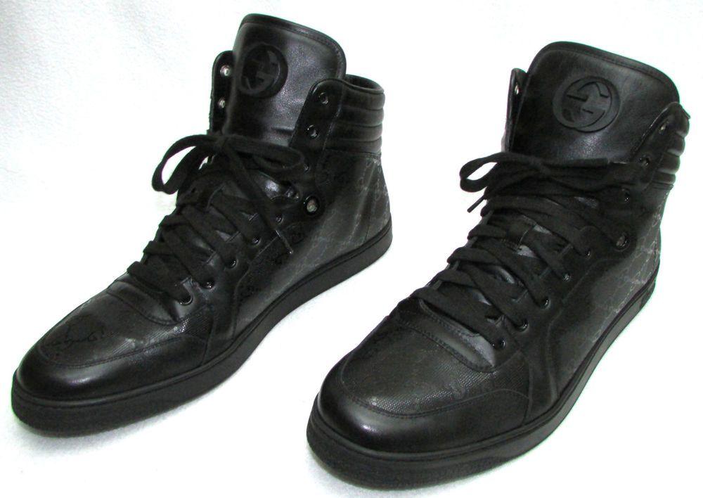 GUCCI 'Coda' GG Imprime 224778 Black