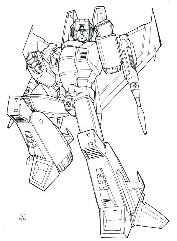 the real transformers coloring pages - photo#9
