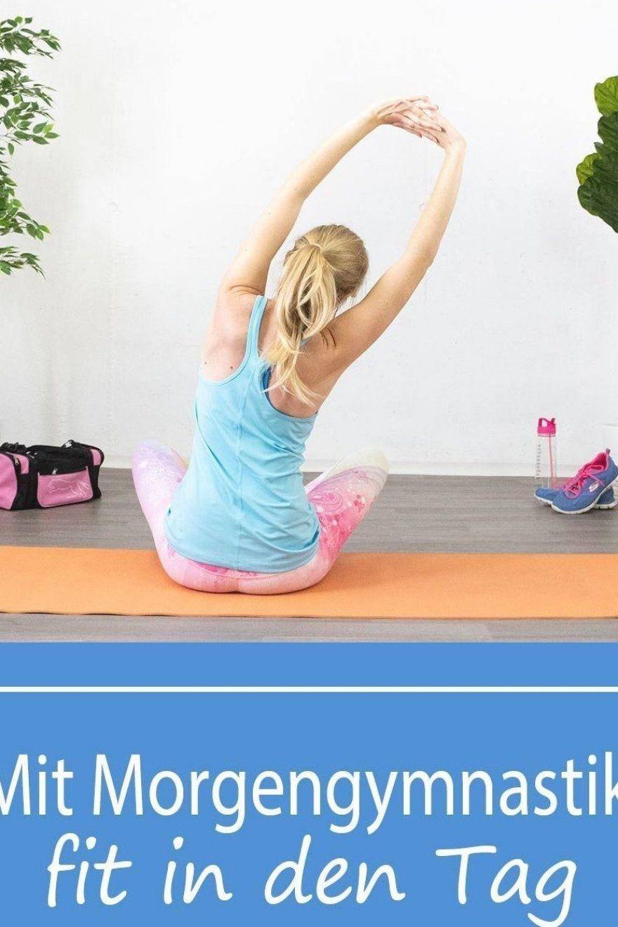 Mit Morgengymnastik   bungen startest du fit in den Tag  Welche   bungen f  r zuhause dich munter ma...