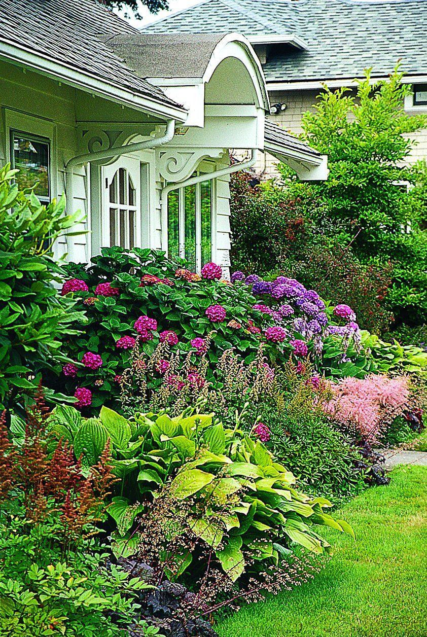 Foundation Planting Ideas Front Yard Landscaping House Landscape Front Garden Design