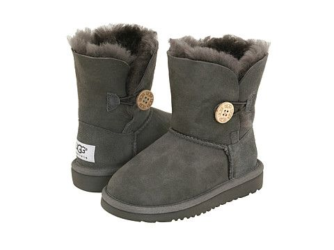 UGG Kids Bailey Button 5991 Grey