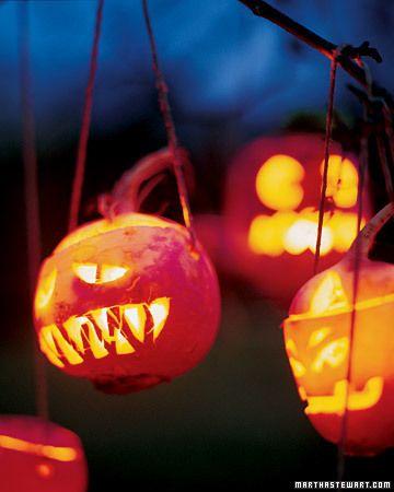 turnip jack-o'-lanterns