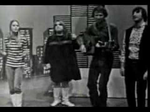 """""""The Mama's and Poppa's"""" -- Another famous group you kids never heard of I bet and what a sad thing you didn't.  This is from the era when music had words you understood and sang yourselves and singers weren't cavorting about wiggling their hips."""