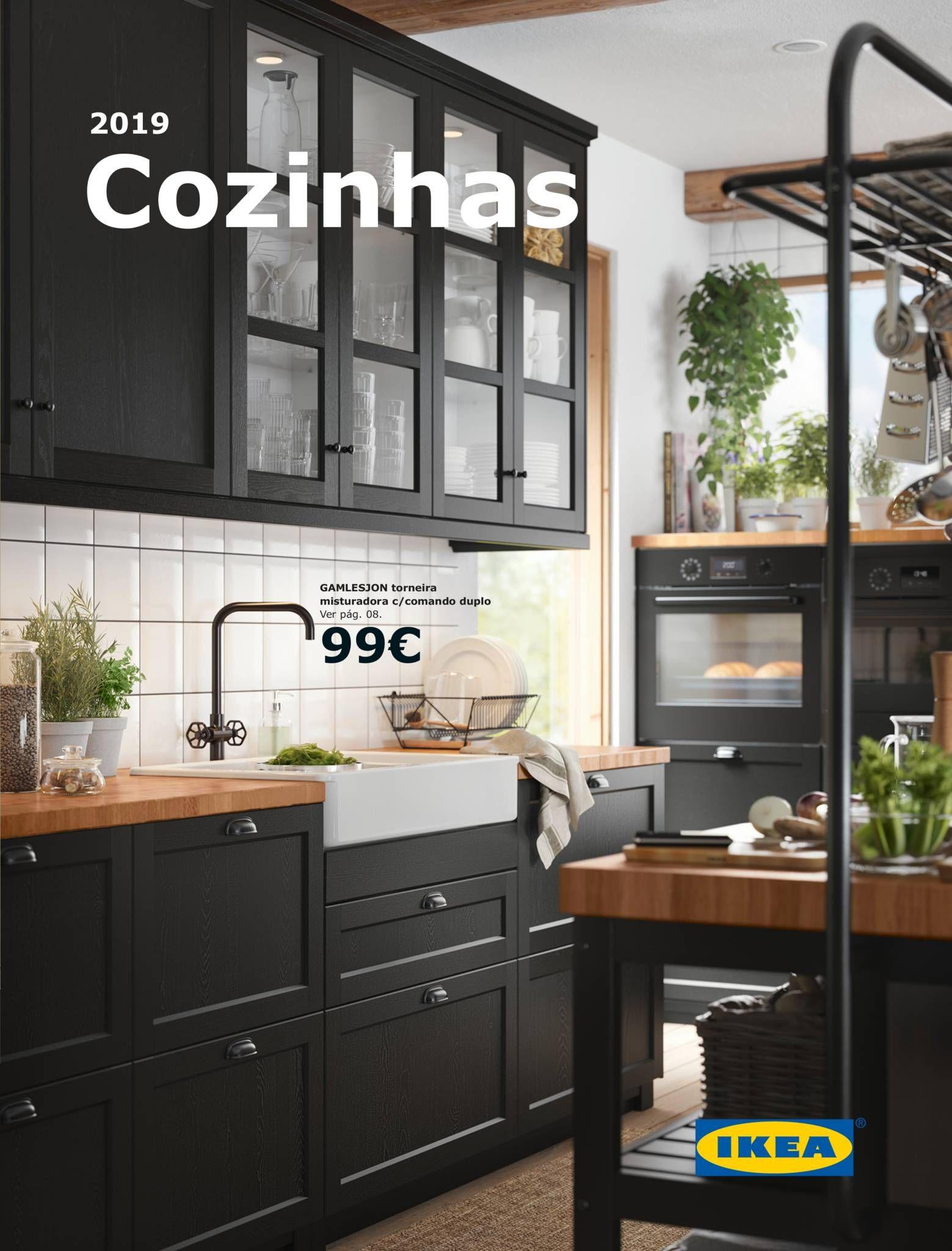 Cozinhas 2019 Brochura Cozinhas Ikea 2019 Decoracao Cozinha