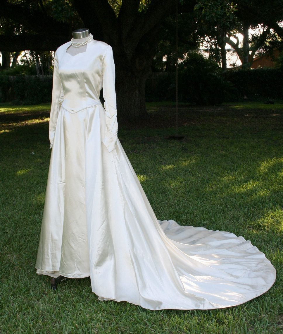 Vintage Wedding Dresses Boston: A Promise And A Prenup