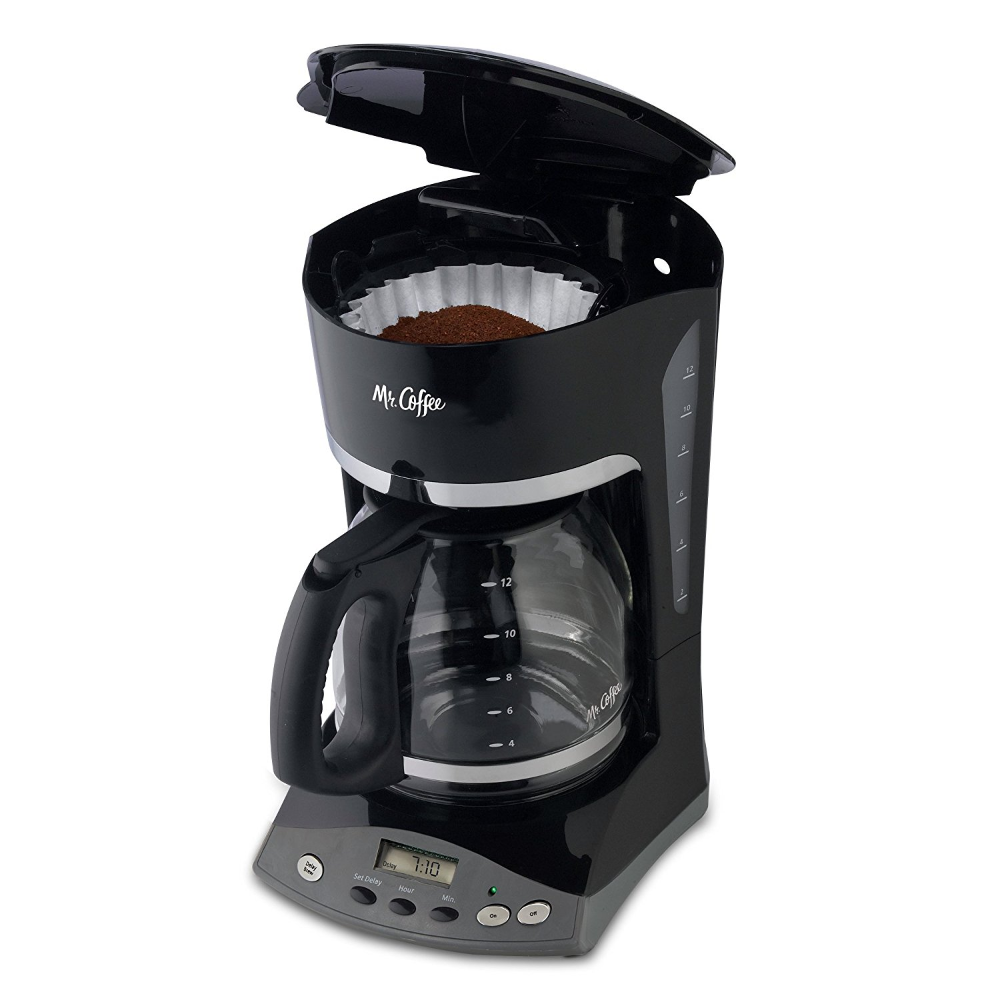 Mr. Coffee SKX23 12Cup Programmable Coffeemaker Coffee