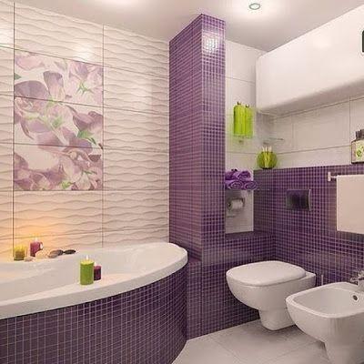 modern bathroom interior design color combinations tile