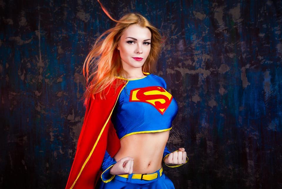 'Xplosion of Awesome: Supergirl by Irina Pirozhnikova ...