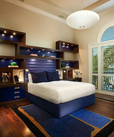 Ideas para habitaciones de j venes adolescentes ideas - Habitaciones para jovenes ...