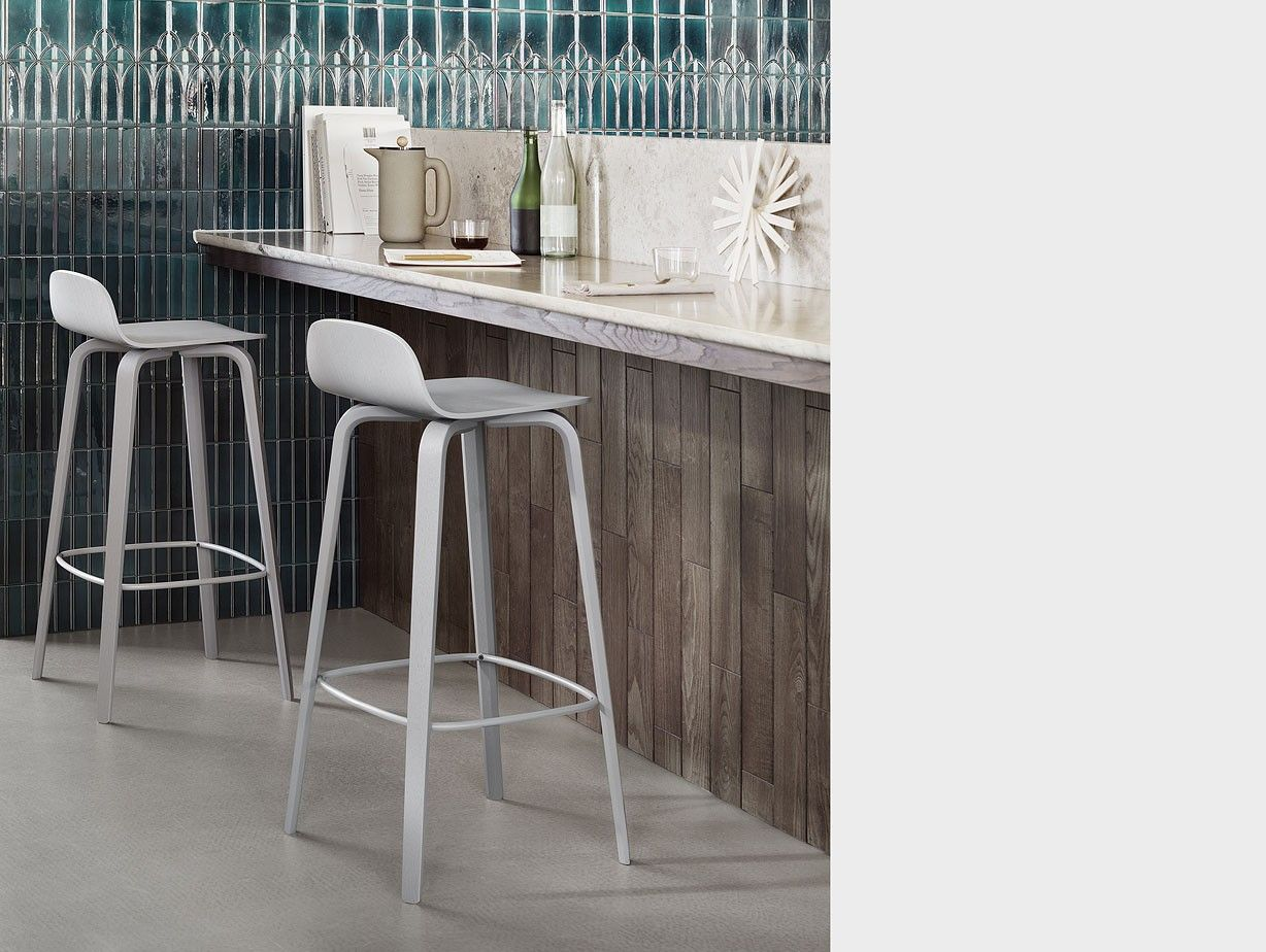 Visu Stool By Mika Tolvanen For Muuto Furnitures Bar