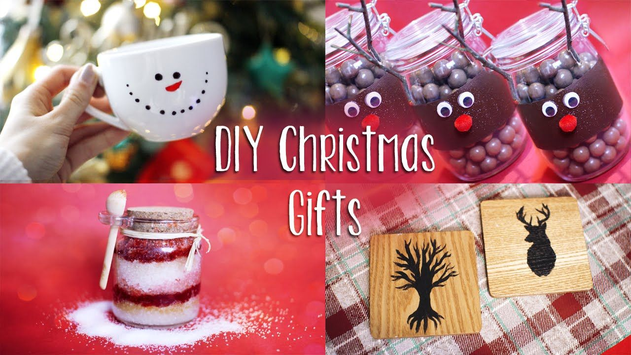 Last Minute Diy Christmas Gifts Easy Affordable Diy
