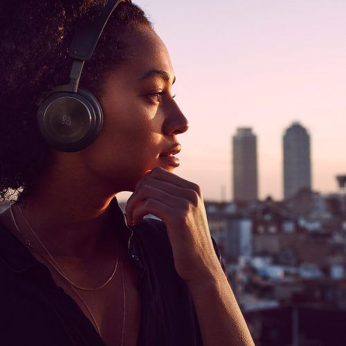 c82ea3bdf3a Bang & Olufsen B&O PLAY Beoplay H8 Wireless On-Ear Headphone with Active  Noise Cancelling