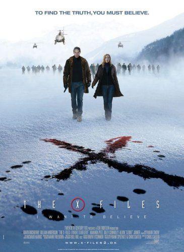 """""""Arquivo X 2: Eu Quero Acreditar"""" ('The X-Files: I Want to Believe - 2008)"""