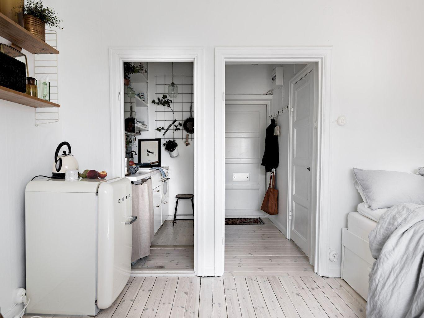 100 Awesome Apartment Studio Storage Ideas Organizing (37   Storage ...