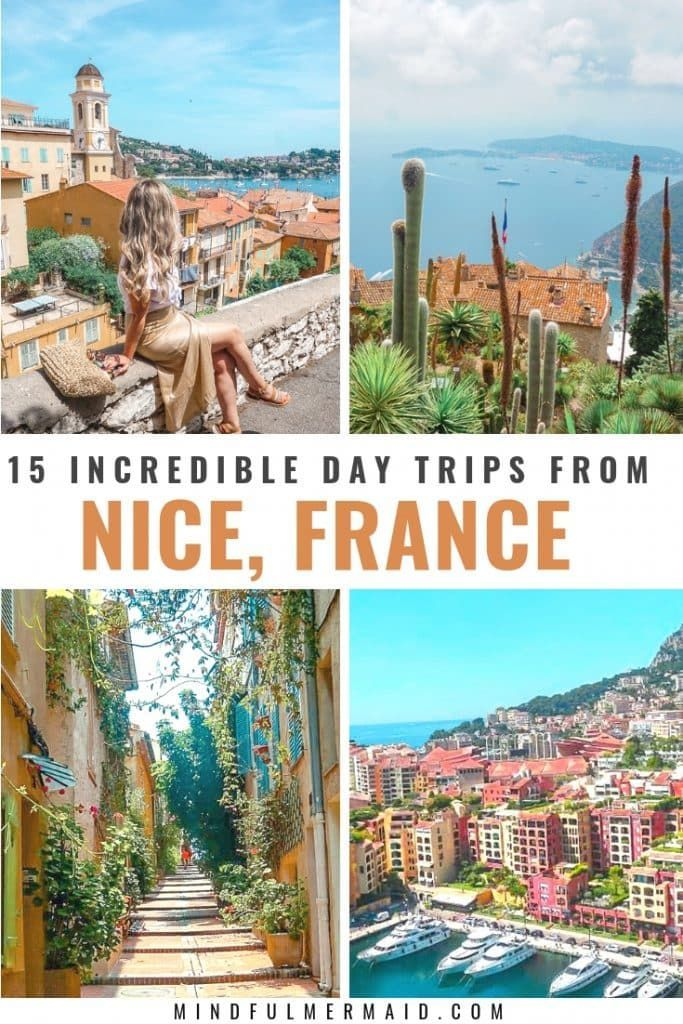 15 Incredible Day Trips from Nice, France - The Mindful Mermaid