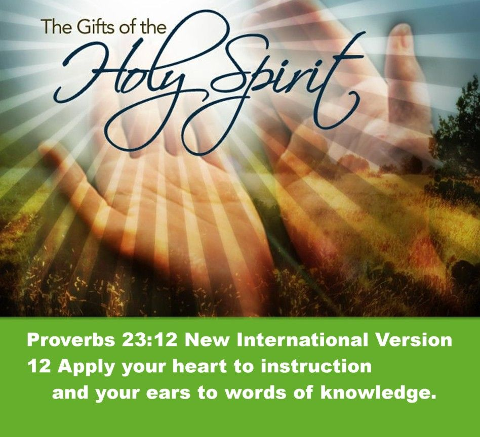 Proverbs New International Version Apply Your Heart To - 23 new words