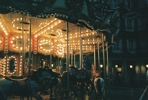 Lonely Carousel    Autofocus: Photography   Pinterest   Carousel