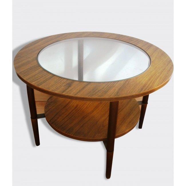 Table basse formica dessu verre 1960   French vintage and Vintage ...