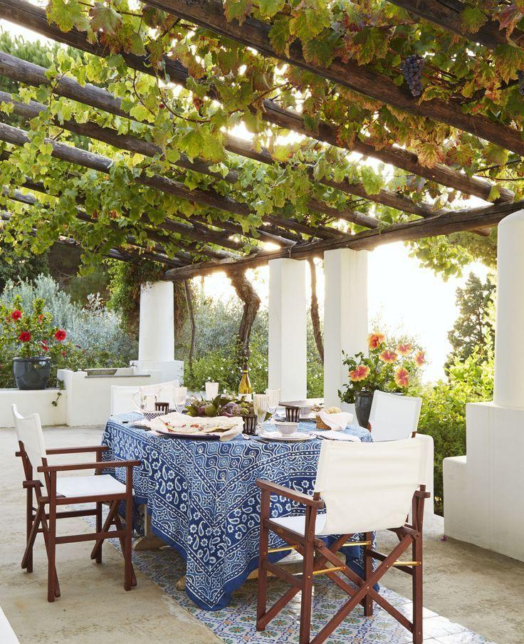 Garden Ideas Outdoor Dining Patio Style Backyard Patio