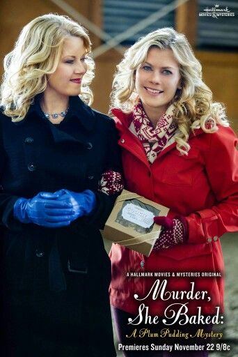 aad813e33b1ac TV SHOW: 'MURDER SHE BAKED' Hannah Swensen, Holiday Movies, Christmas Movies