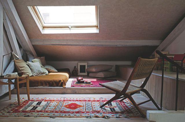 Combles aménagés : chambres et pièces pour gagner de l'espace