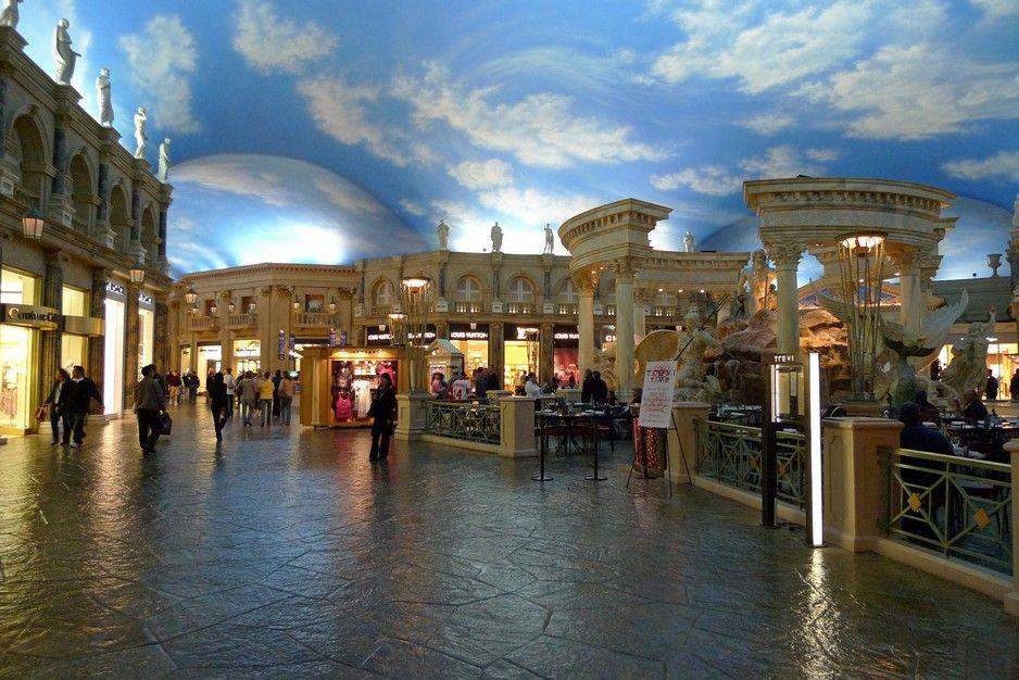 Caesars Palace Las Vegas Hotel Koolrooms