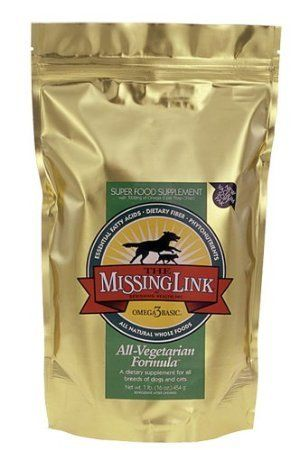 Missing Link Allvegetarian For Dogs And Cats 1 Lb You Can Find More Details By Visiting The Image Link This Is An A Dog Cat Wellness Cat Food Cat Health