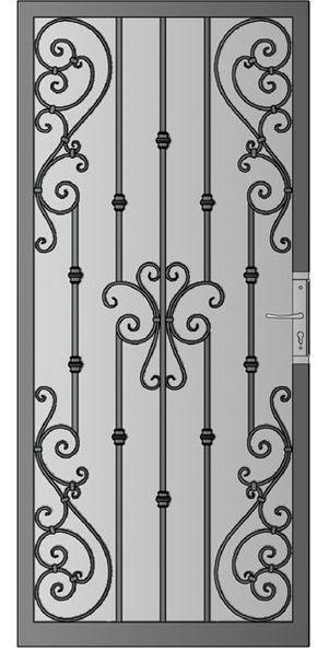 Home Puertas De Hierro Puertas De Acero Puertas De Metal