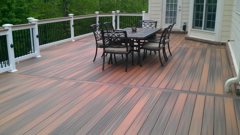 Weather Resistant Floor Decking Composite Canada Best Floor For Outdoor Play Area Uk Building A Deck Deck Diy Deck