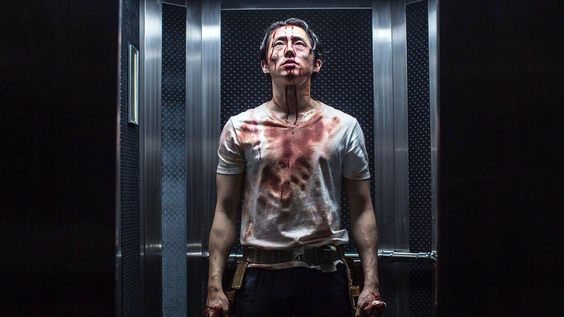 Mayhem Steven Yeun Upcoming Horror Movies Movie Stars