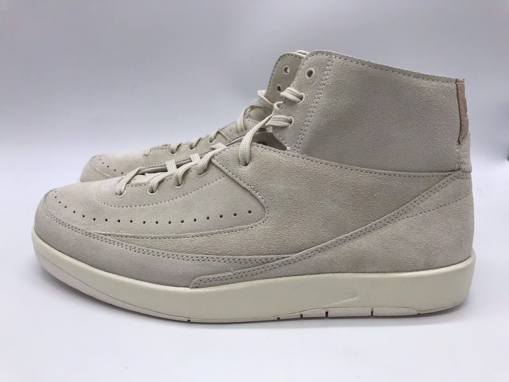 0cc8317e027d31 NIKE AIR JORDAN 2 RETRO DECON MEN S SHOES SAIL BIO BEIGE 897521-100 Size  9.5  fashion  clothing  shoes  accessories  mensshoes  athleticshoes (ebay  link)