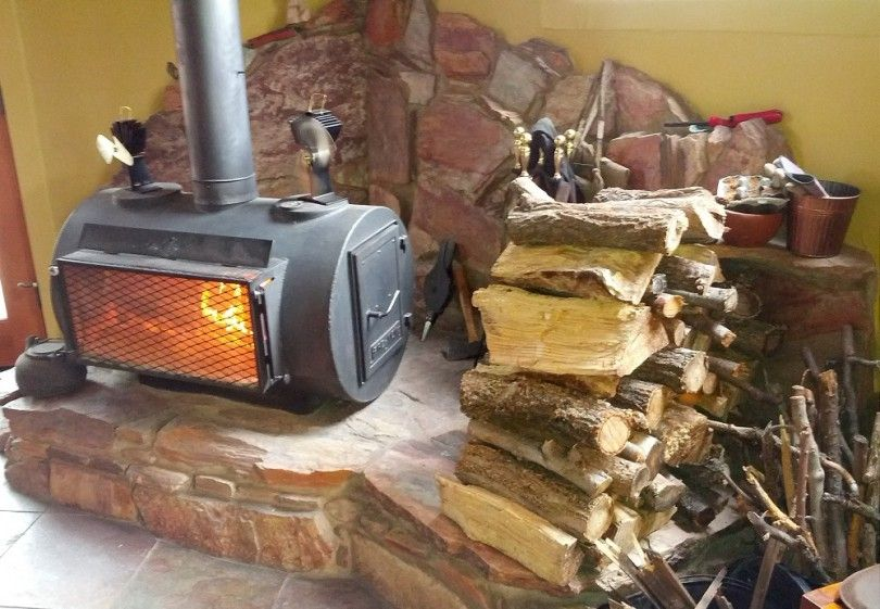 consumers like you may be finding ways on how to build a wood stove so that you can sav… | Pinteres…