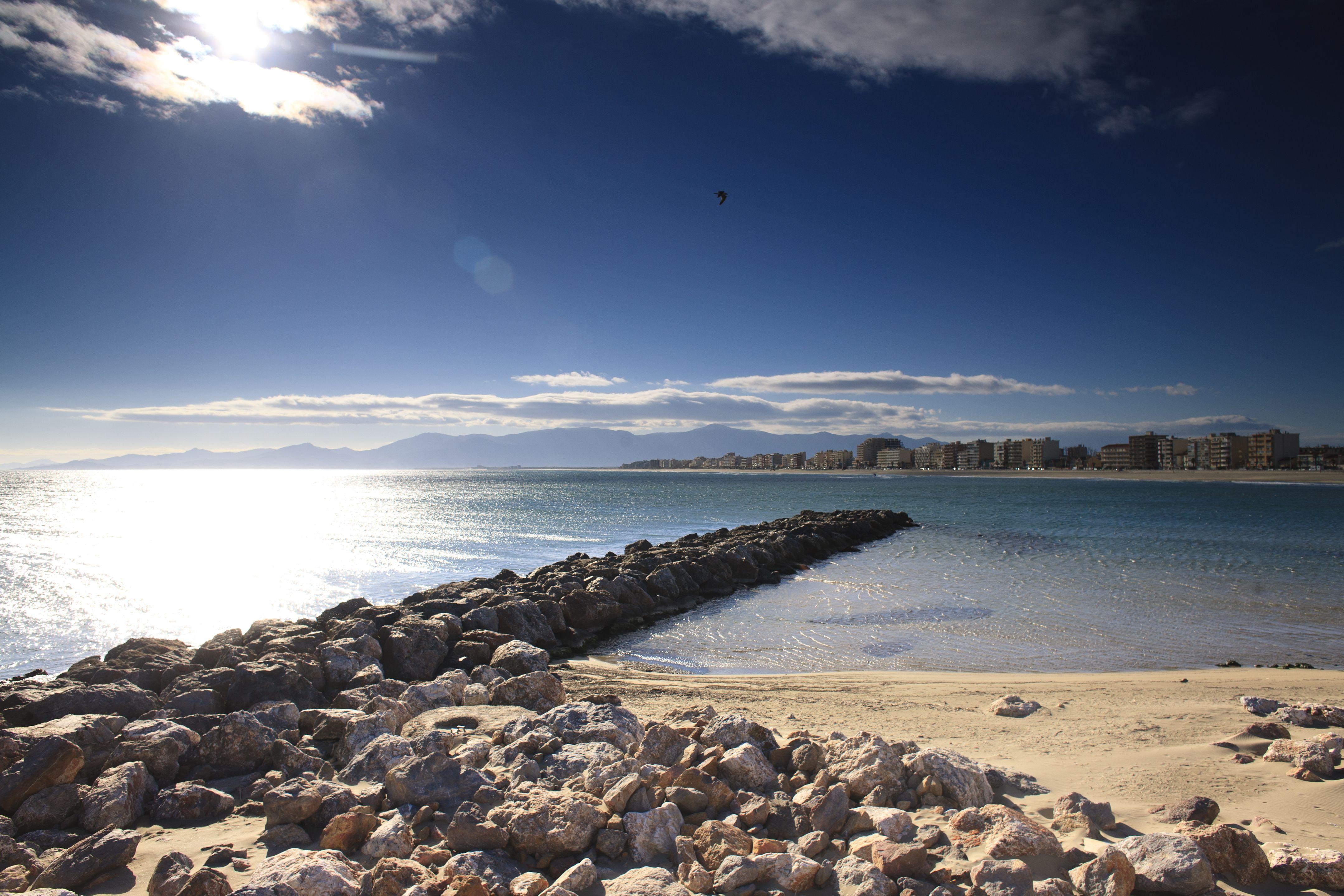 Canet En Roussillon Le Paradis Des Enfants Et Des Grands Ilovecanet Touriste Idee Vacances Vacances Mer