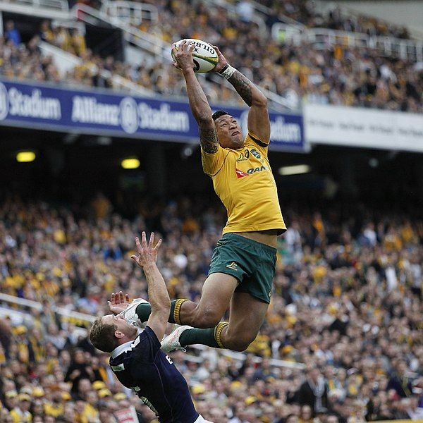 Israel Folau has told his side of the story over his controversial (and frankly homophobic) Instagram comment, which had resulted in a storm of controversy. He explained last night the role that his religion plays in his life. Israel Folau reads the Bible every day, and has taken great comfort...