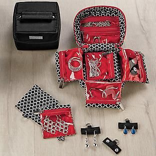 inbag jewelry organizer for traveling and keeping JEWELRY safe and
