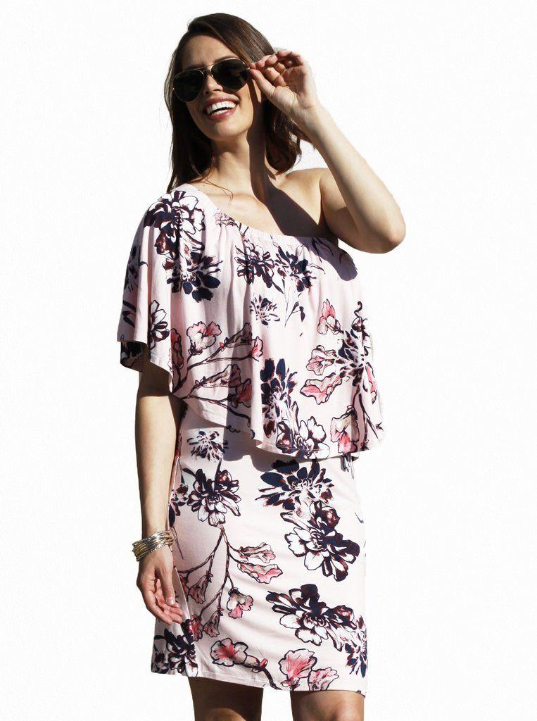 off the shoulder maternity dress australia