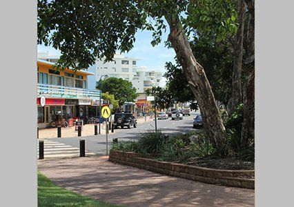 Hervey Bay Town Centre Herveybay Queensland Travel Choice