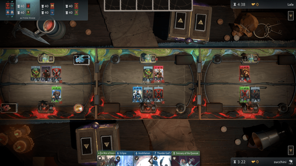 What S The Deal With Artifact The Dota 2 Card Game Card