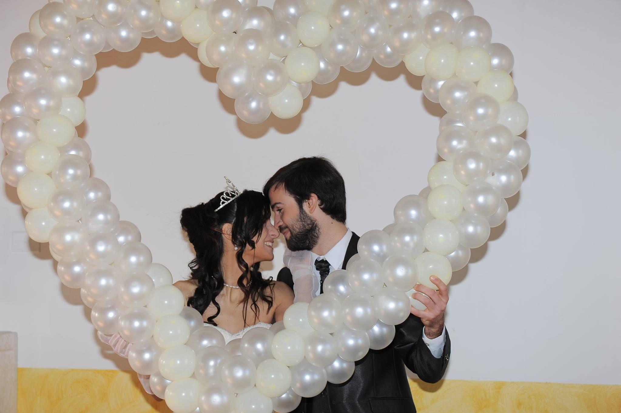 Matrimonio Palloncini Matrimonio Palloncini Ad Elio