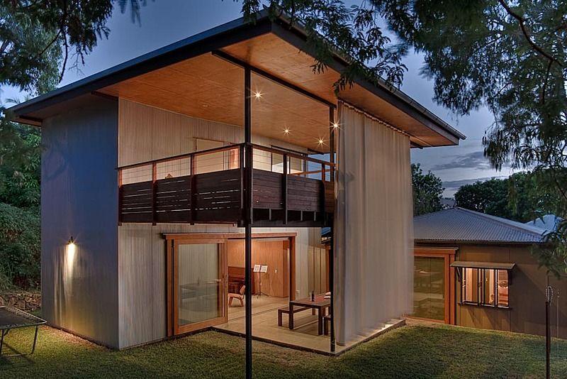 Courtyard House Stephen de Jersey Architect Townsville