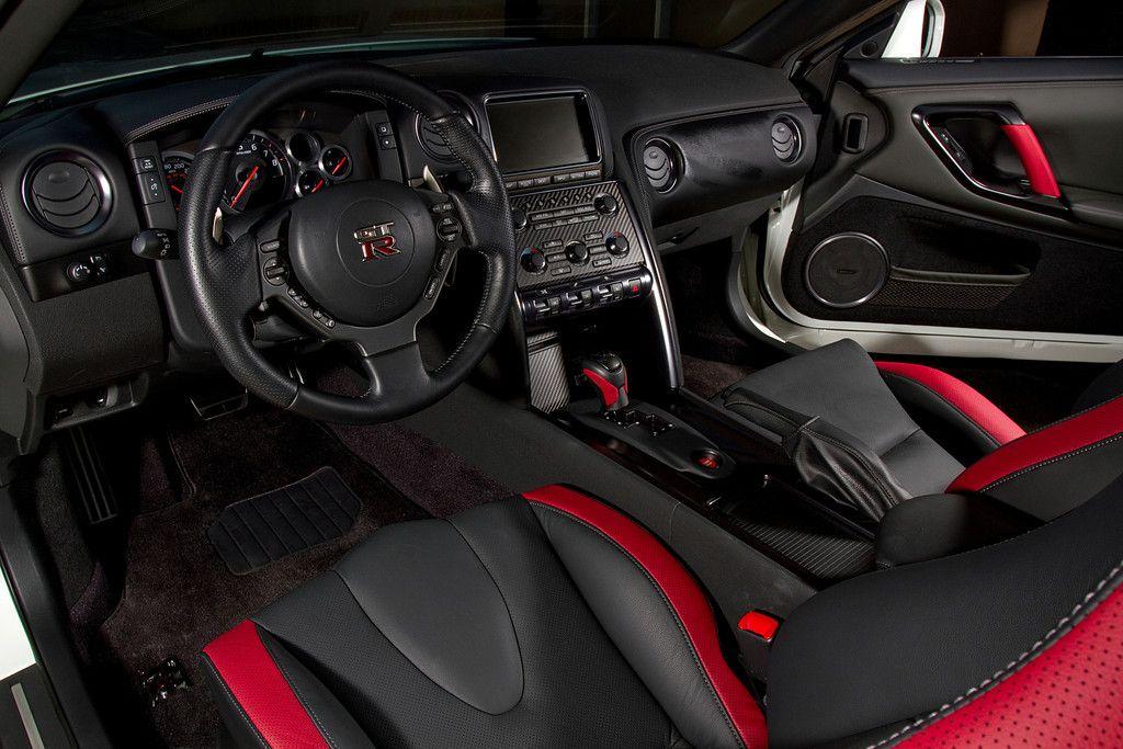 Nissan Gtr Interior >> Nissan Gt R Black Edition Interior I Love The Inside